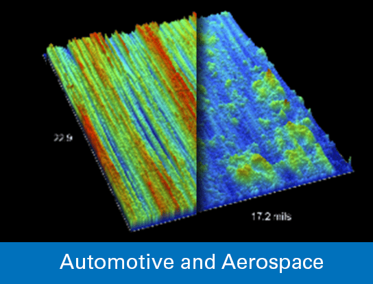 Manufacturing of aerospace automotive components